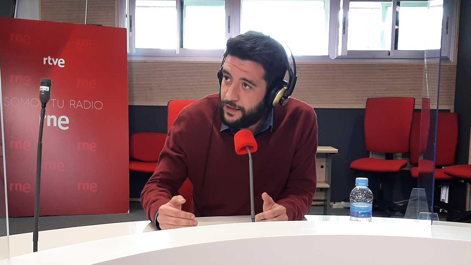 """Madrid Informativos - RNE - César Zafra, Cs: """"Vamos a entrar en la Asamblea y a demostrar que en Madrid hay mucho más sentido común del que parece"""" - Escuchar ahora"""