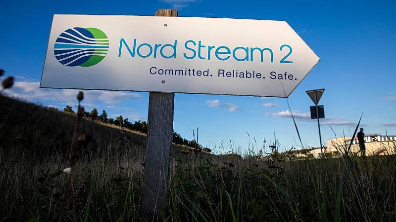 Reportajes 5 Continentes - Nord Stream 2, el gasoducto de la discordia - Escuchar ahora