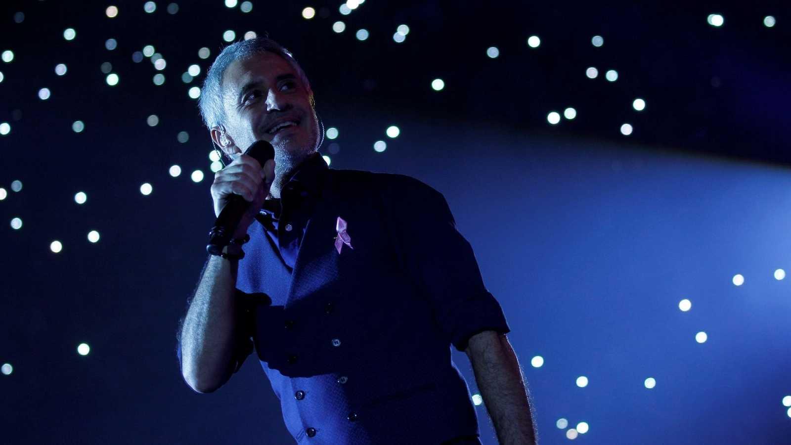 Tarde lo que tarde - Los 30 años de Sergio Dalma