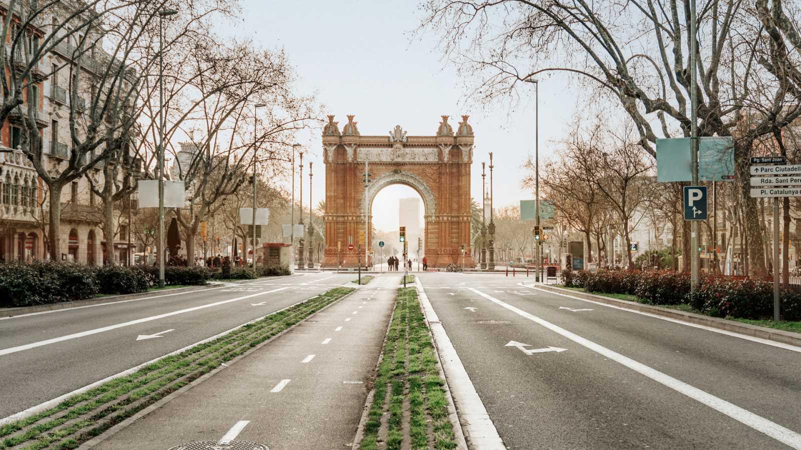 24 horas - Barcelona: ¿cómo recuperarán sus calles la normalidad? - Escuchar ahora