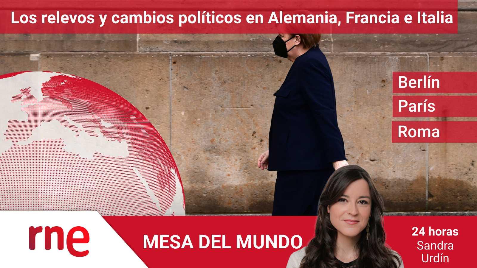 24 horas - Mesa del mundo: la situación política en Europa - Escuchar ahora