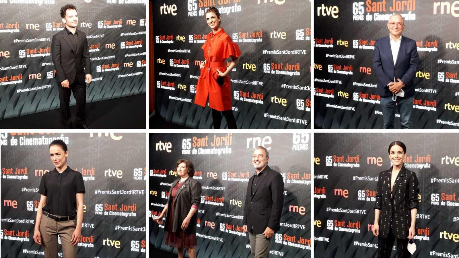 24 horas - Los premios Sant Jordi se entregan en los Cines Verdi de Barcelona - Escuchar ahora