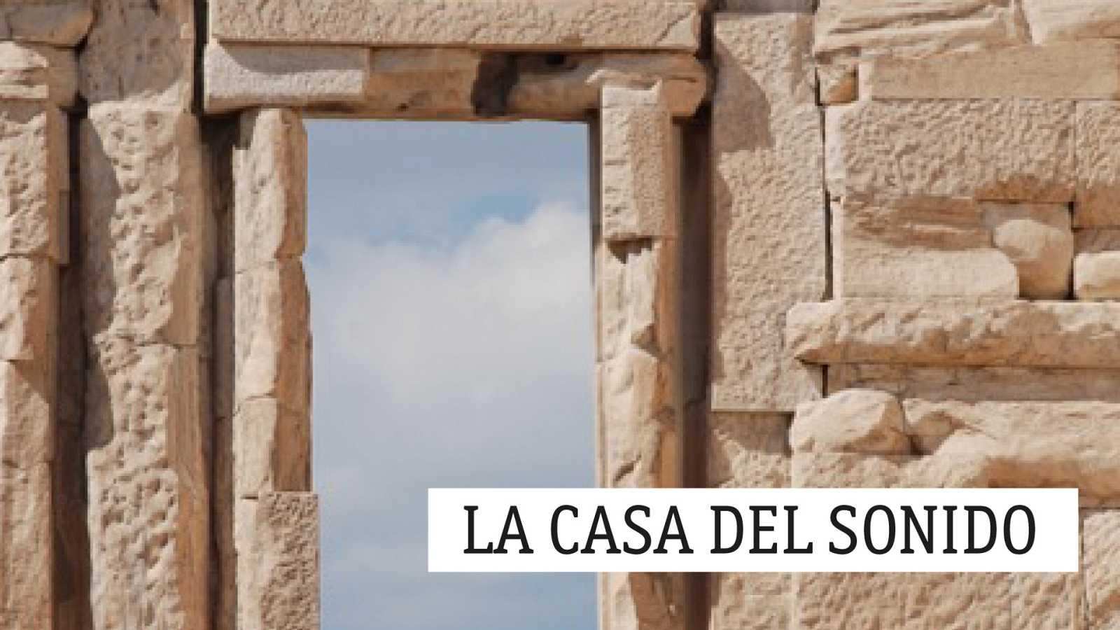 La casa del sonido - Paseo sonoro por el espacio con Enrique Pérez Montero - 20/04/21 - escuchar ahora