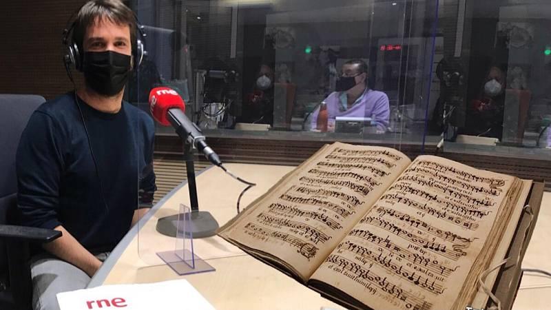Entre dos luces - Cantoría y el manuscrito de Totana - 20/04/21 - escuchar ahora