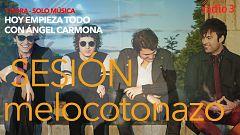 "Hoy empieza todo con Ángel Carmona - ""#SesiónMelocotonazo"": Celtas Cortos, The Kooks, Kids from Mars... - 20/04/21"