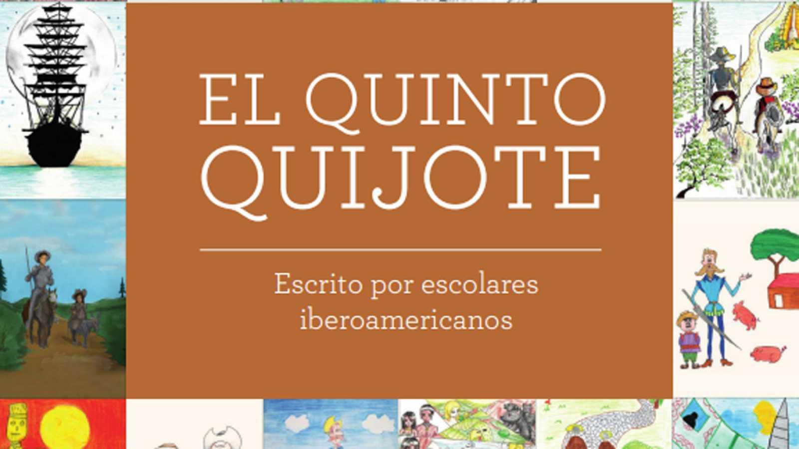 Espacio iberoamericano - Un 'Quijote' iberoamericano inventado por jóvenes - 20/04/21 - escuchar ahora