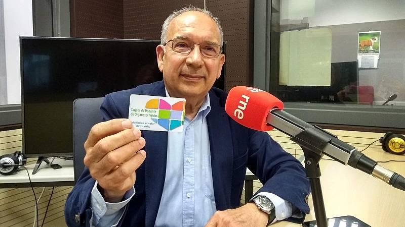 Construyendo memoria - José Pérez Bernal, vocación por salvar vidas - Escuchar ahora