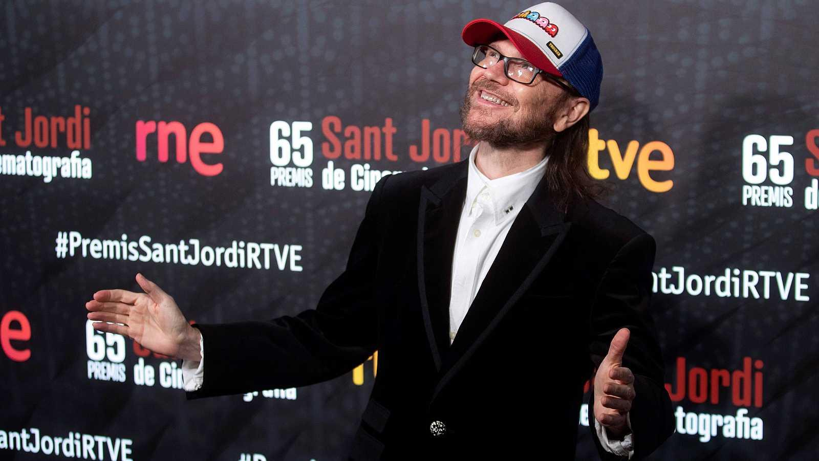 24 horas - Santiago Segura, Premio Sant Jordi a la Industria Cinematográfica - Escuchar ahora