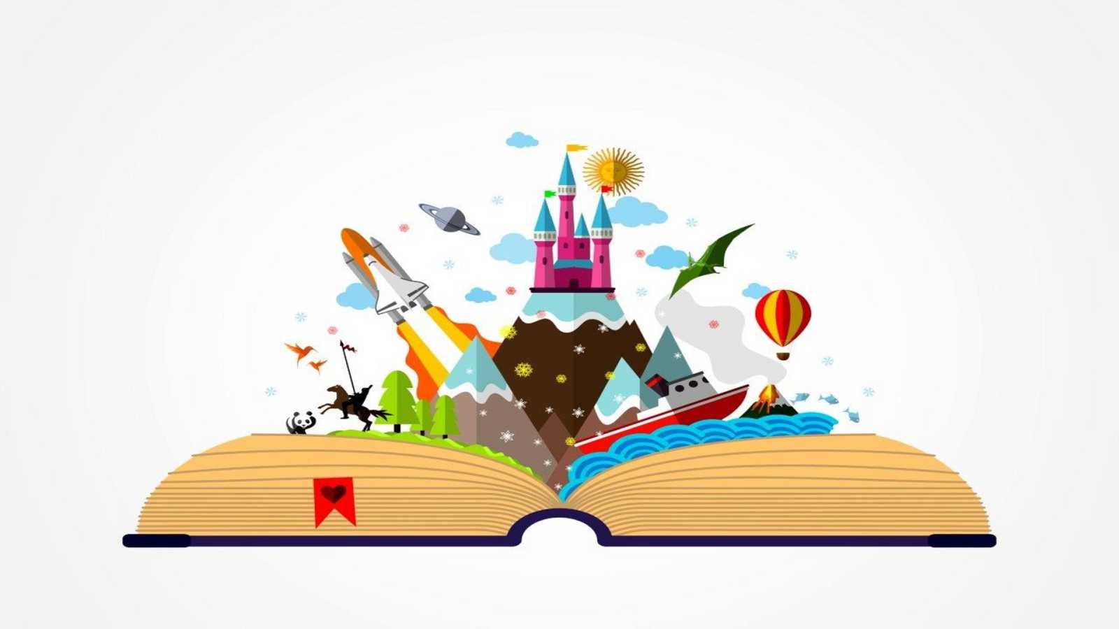 Creando que es gerundio - Día del Libro, una fecha para leer - 20/04/21 - Escuchar ahora