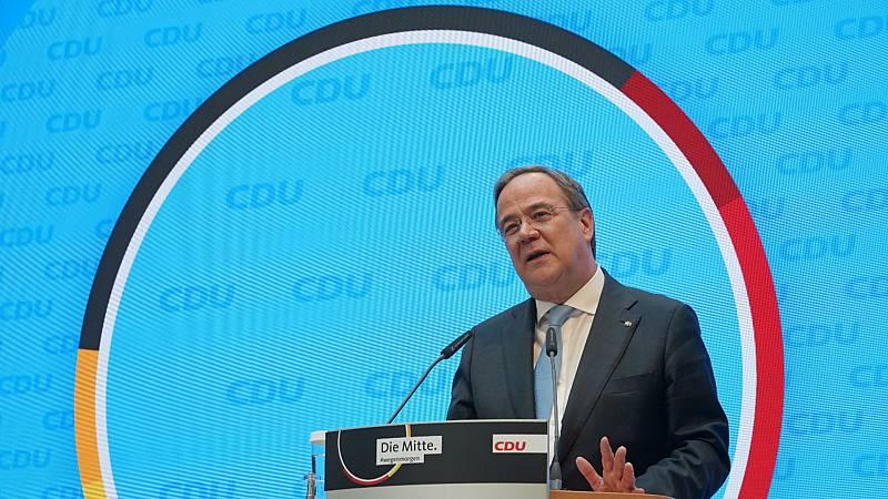 Cinco continentes - Alemania: el candidato Laschet - Escuchar ahora