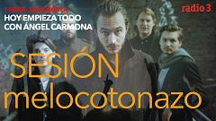 "Hoy empieza todo con Ángel Carmona - ""#SesiónMelocotonazo"": Iggy Pop, Editors, Depeche Mode... - 21/04/21"