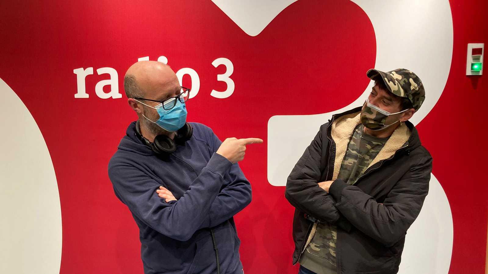 Hoy empieza todo con Ángel Carmona - RomeroMartín, La guerra del Streaming y Plan de Fuga - 21/04/21 - escuchar ahora