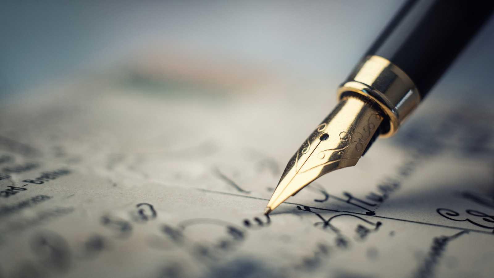 Gente despierta - Cosas de la vida, aprender a a escribir, con Luismi Pascual - Escuchar ahora