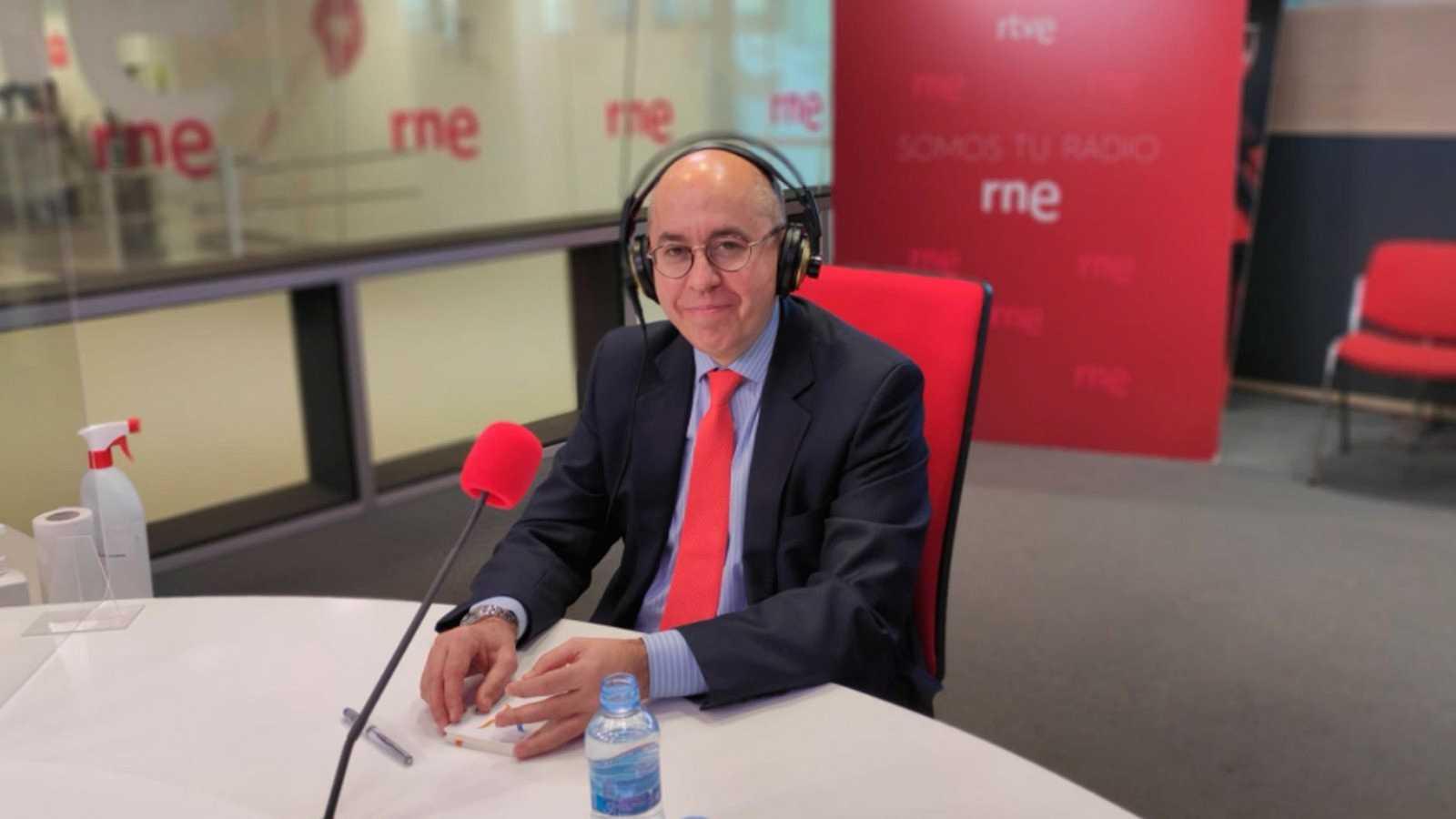 Las mañanas de RNE con Íñigo Alfonso - El notariado, un actor más en la lucha contra el fraude - Escuchar ahora