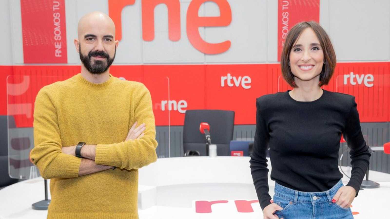 Tarde lo que tarde - MediaMarce: Miguel Bosé, Eurovisión y Radiopasión - 20/04/21 - Escuchar ahora
