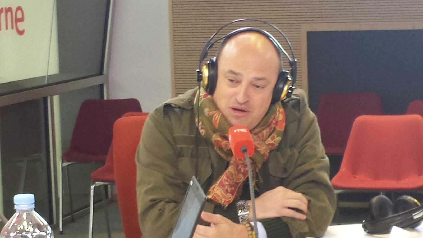 La entrevista de Radio 5 - Eric Frattini - 21/04/21 - Escuchar ahora