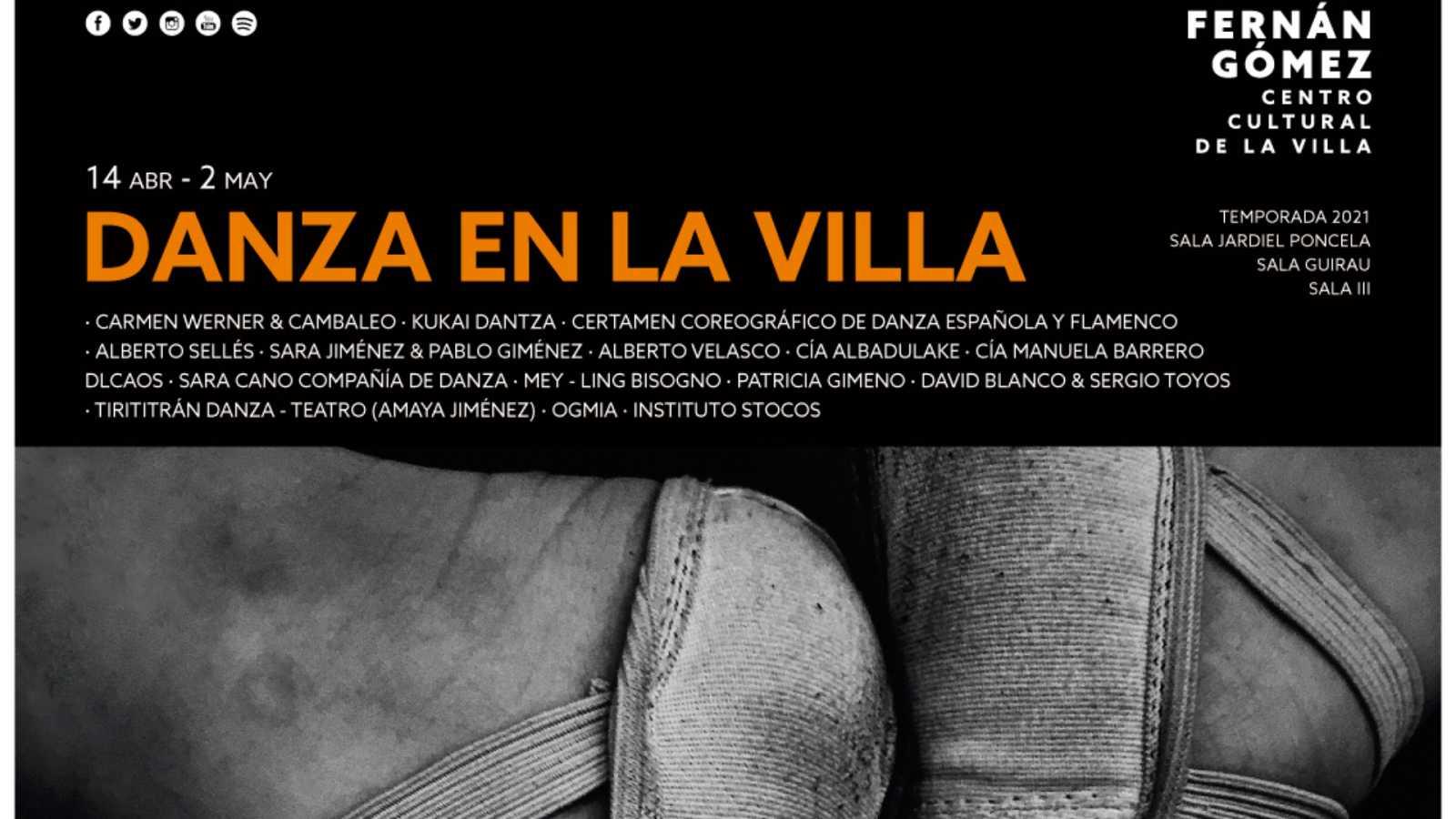 A compás - Danza en la Villa 2021 - 24/04/21 - Escuchar ahora