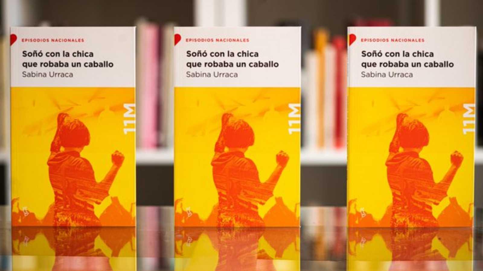 El ojo crítico - Los sueños de Sabina Urraca y bibliotecas que sanan - 21/04/21 - escuchar ahora