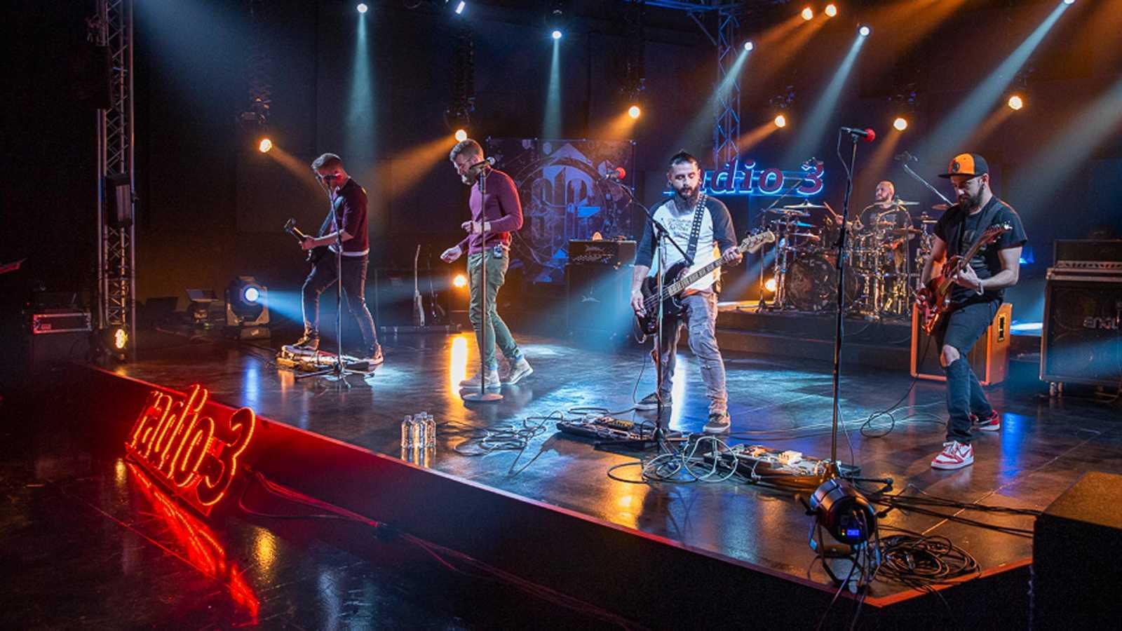 Los conciertos de Radio 3 - Somas Cure - 22/04/21 - escuchar ahora