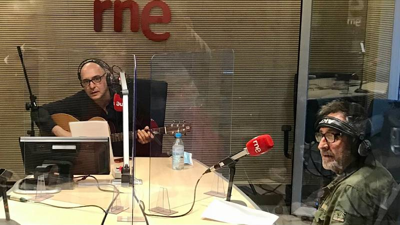 Entre dos luces - Eduardo vasco, del teatro clásico al rock - 22/04/21 - escuchar ahora