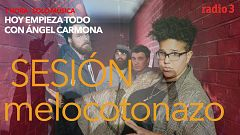 "Hoy empieza todo con Ángel Carmona - ""#SesiónMelocotonazo"": Mike & The Mechanics, Alabama Shakes, Chet Faker... - 22/04/21"