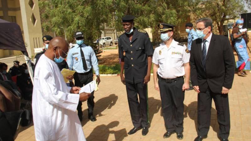 África hoy - ECI-Níger, un proyecto conjunto de la Policía española y francesa - 21/04/21 - escuchar ahora