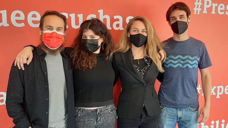La sala - Proyecto Barroco: María Herrero, Arantxa Garrastázul, Aitor de Kintana y Víctor Antona - 22/04/25 - Escuchar ahora