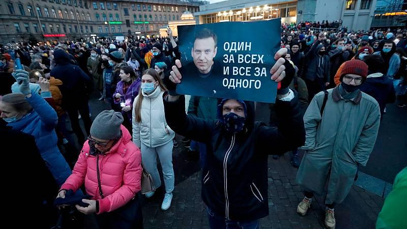 Las mañanas de RNE con Íñigo Alfonso - Navalny, un líder controvertido y con un largo camino por recorrer