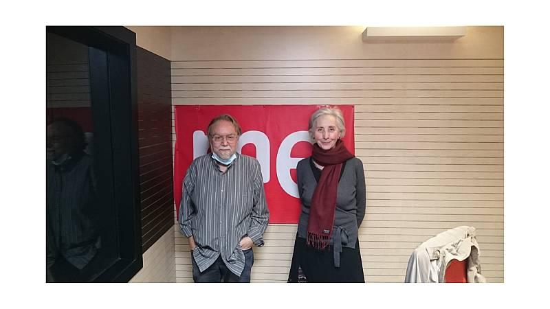 Hoy empieza todo con Marta Echeverría - Música, teatro, literatura y santos - 22/04/21 - escuchar ahora