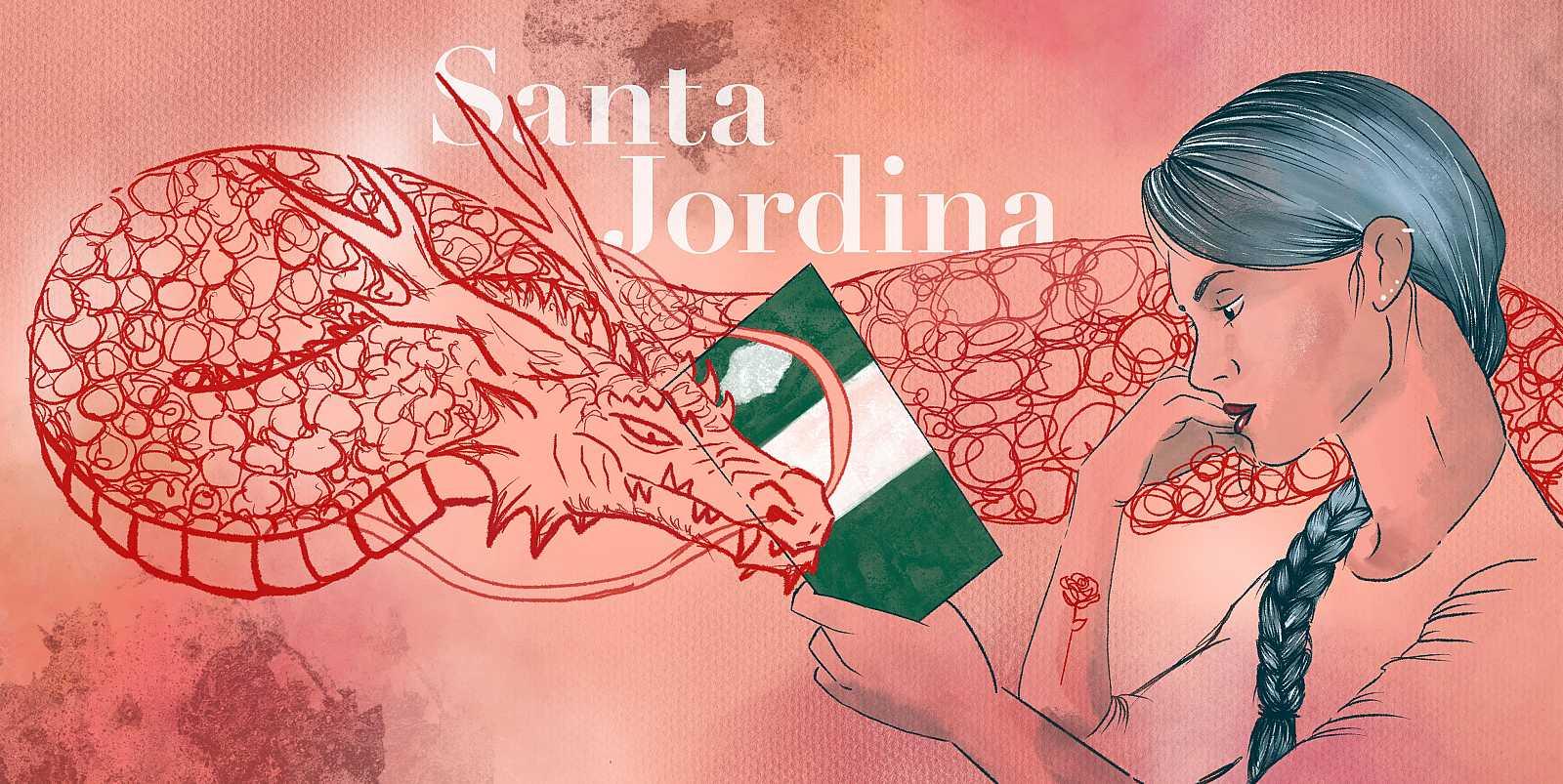 Feminismes a Ràdio 4 - Santa Jordina