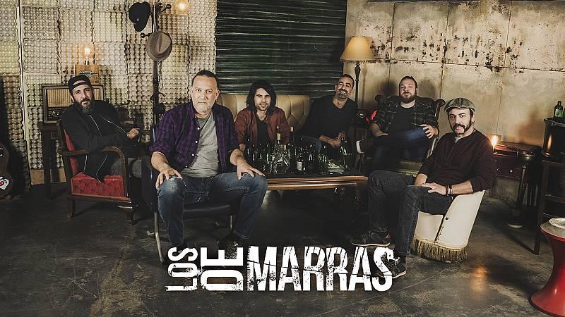 El Vuelo del Fénix - Entrevista Los de Marras - 22/04/21 - escuchar ahora