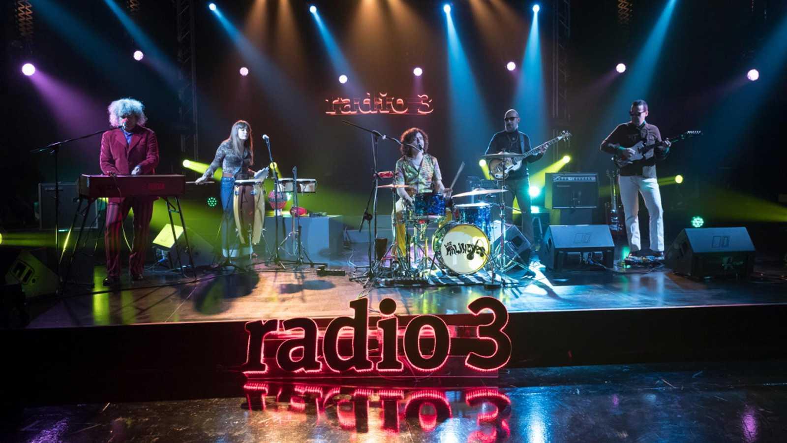 Los conciertos de Radio 3 - Los Malinches - 23/04/21 - escuchar ahora