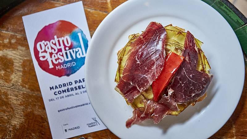 Hora América - Gastrofestival Madrid 2021: Capital Iberoamericana de la Cultura Gastronómica - escuchar ahora