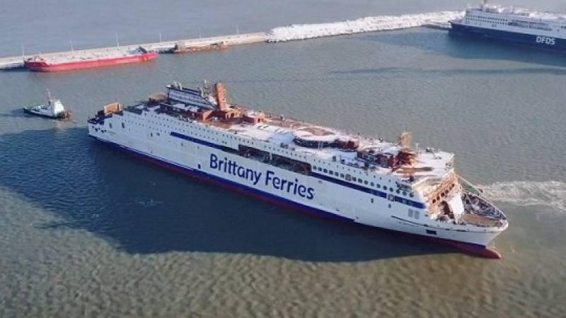 Españoles en la mar - El puerto de Bilbao se prepara para la llegada del primer buque a GNL - 22/04/21 - escuchar ahora