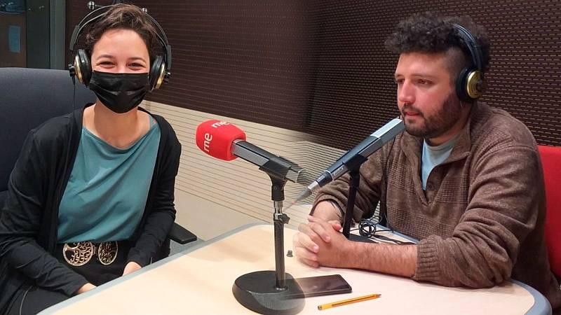 Las mañanas de RNE con Íñigo Alfonso - Irene Reyes Noguerol y Munir Hachemi, dos jóvenes escritores que se abren paso en el mundo de la literatura - Escuchar ahora