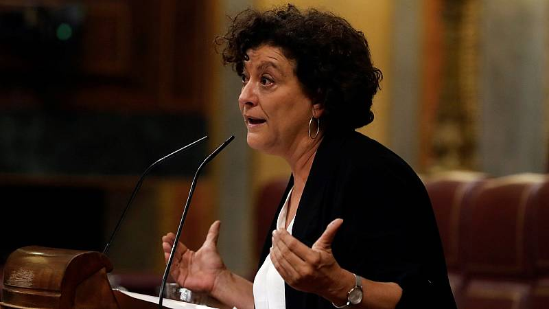 Parlamento Radio 5 -  El rincón: Pilar Vallugera (ERC) - Escuchar ahora