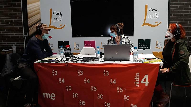 En Directe a Ràdio 4 - Vida Verda: Llibres per a una Transició eco-social