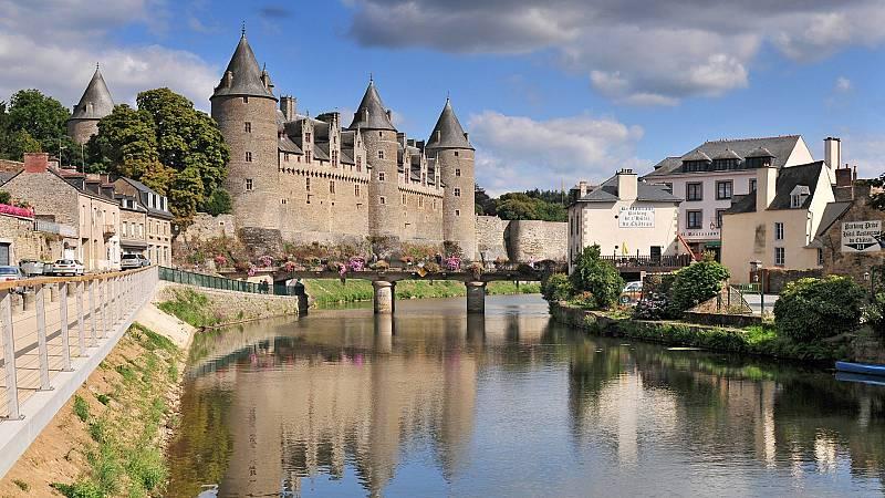 Nómadas - Canal de Nantes a Brest: fluir por Bretaña - 24/04/21 - escuchar ahora