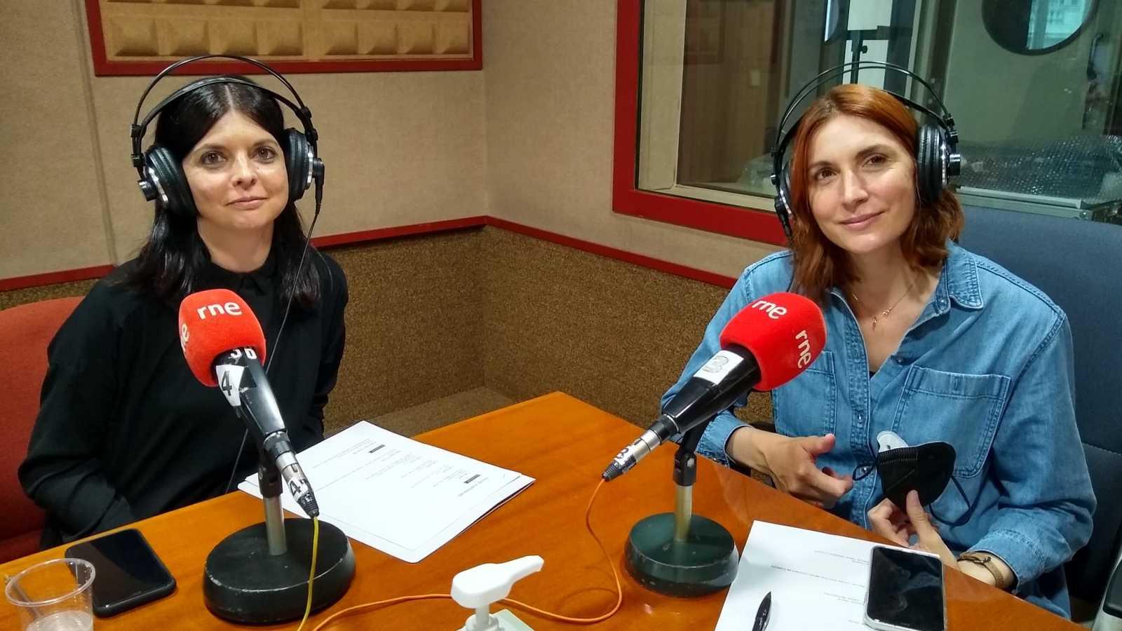 La sala - Festival 10 Sentidos de Valencia: Meritxell Barberá e Inma García - 24/04/21 - Escuchar ahora