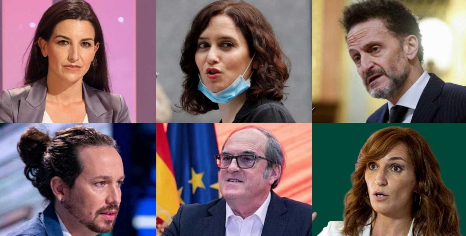 24 Horas Fin de Semana - Campaña elecciones Madrid 2021 - 24/04/2021 - Escuchar ahora