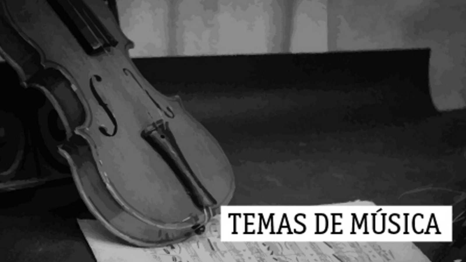 Temas de música - La España musical de los cincuenta (VIII) - 25/04/21 - escuchar ahora