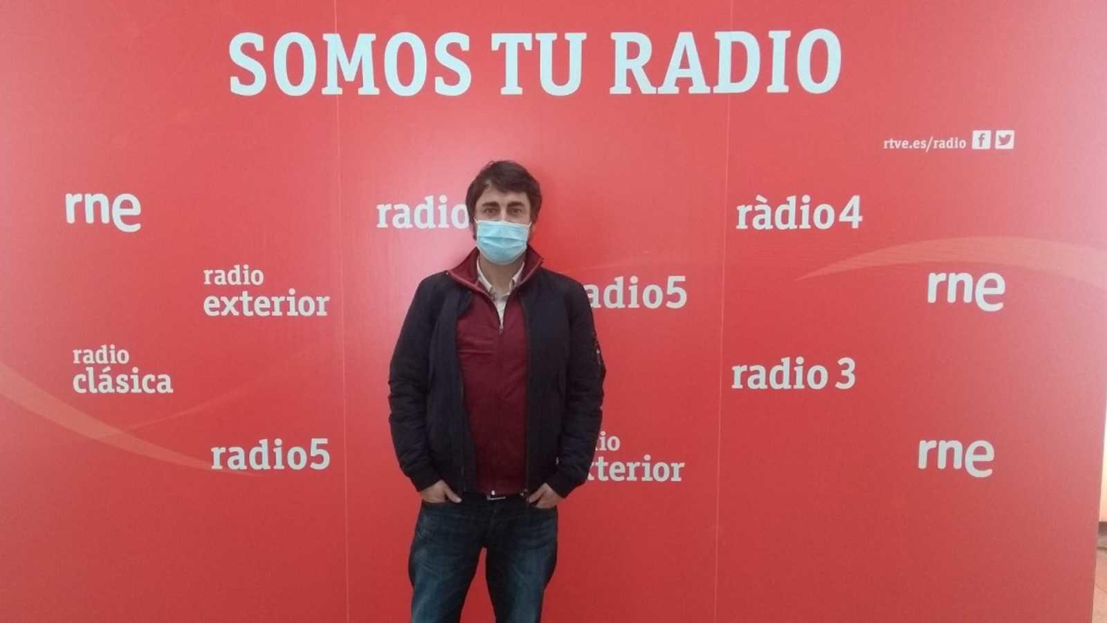 De vuelta en Radio 5 - José Troncoso y Manolita Chen - Escuchar ahora