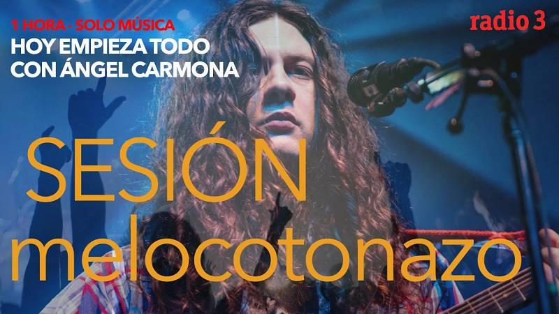 Hoy empieza todo con Ángel Carmona - #SesiónMelocotonazo: Donna Summer, Kurt Vile, Baiuca... - 26/04/21 - escuchar ahora
