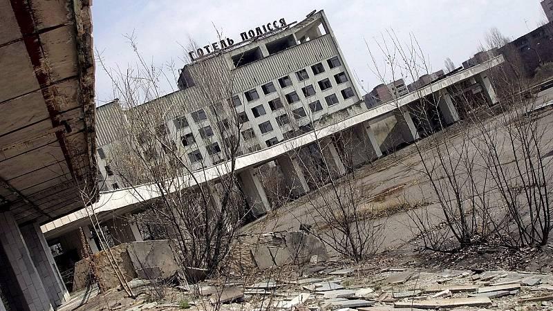 Las mañanas de RNE con Íñigo Alfonso - 35 años de Chernóbil, el peor accidente nuclear de la historia - Escuchar ahora