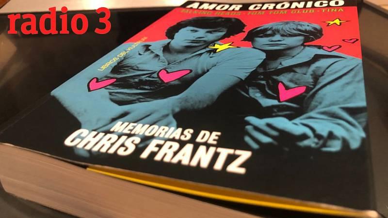Hoy empieza todo con Ángel Carmona - Chris Frantz, La Ruta Canaria y Maren - 26/04/21 - escuchar ahora