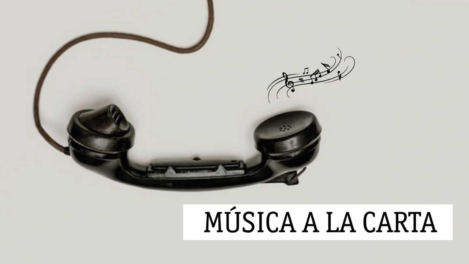 Música a la carta - 26/04/21 - escuchar ahora