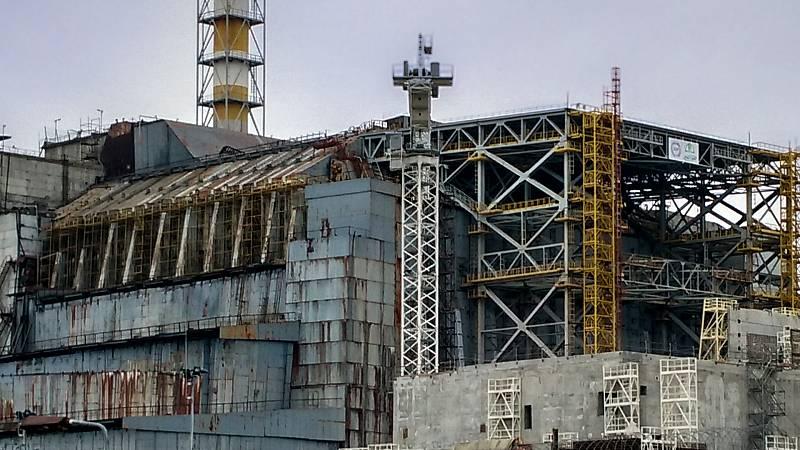 Más cerca - La catástrofe nuclear de Chernobyl