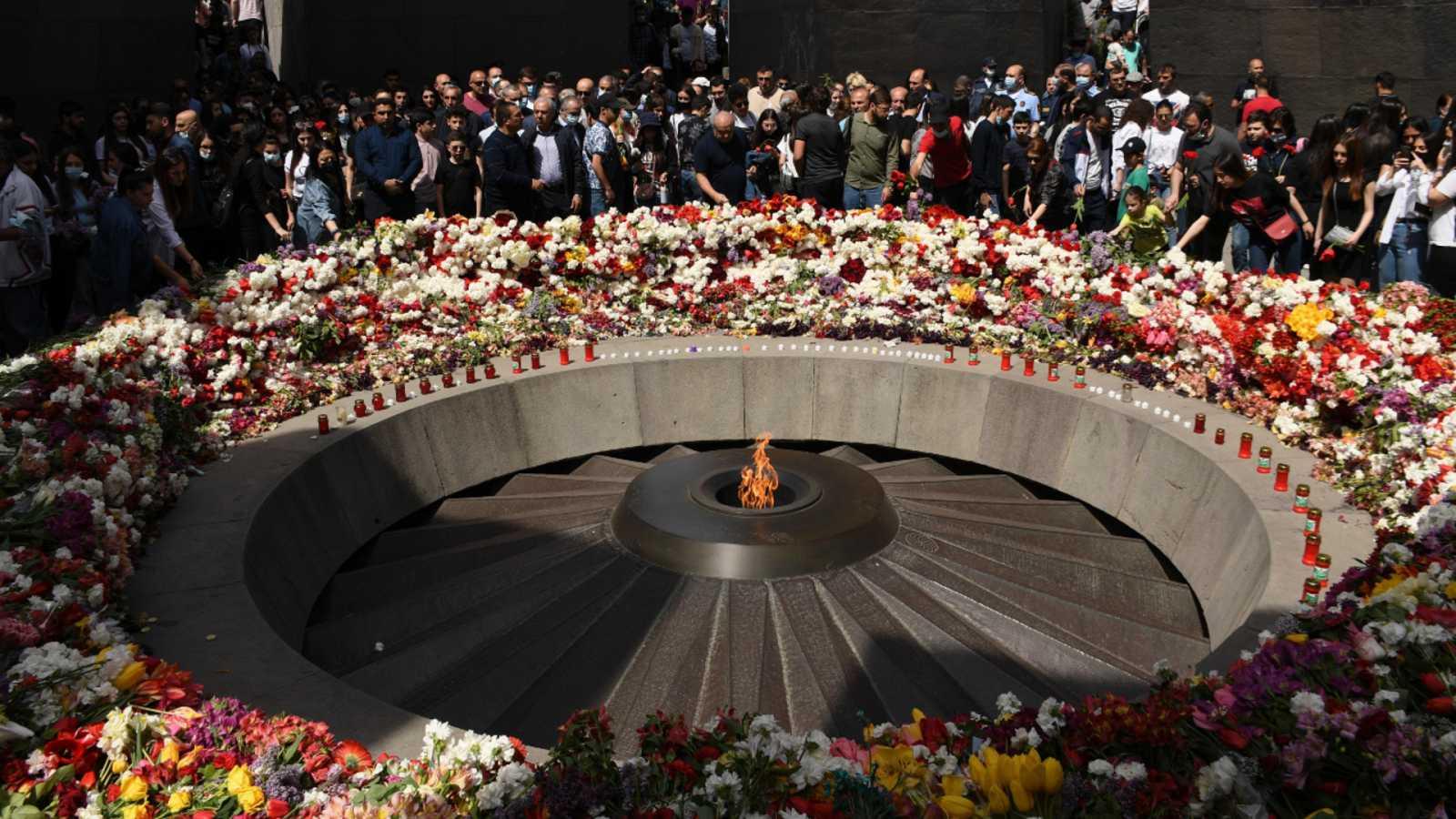 Cinco continentes - Genocidio armenio: Biden recordó «sin echar las culpas» - Escuchar ahora