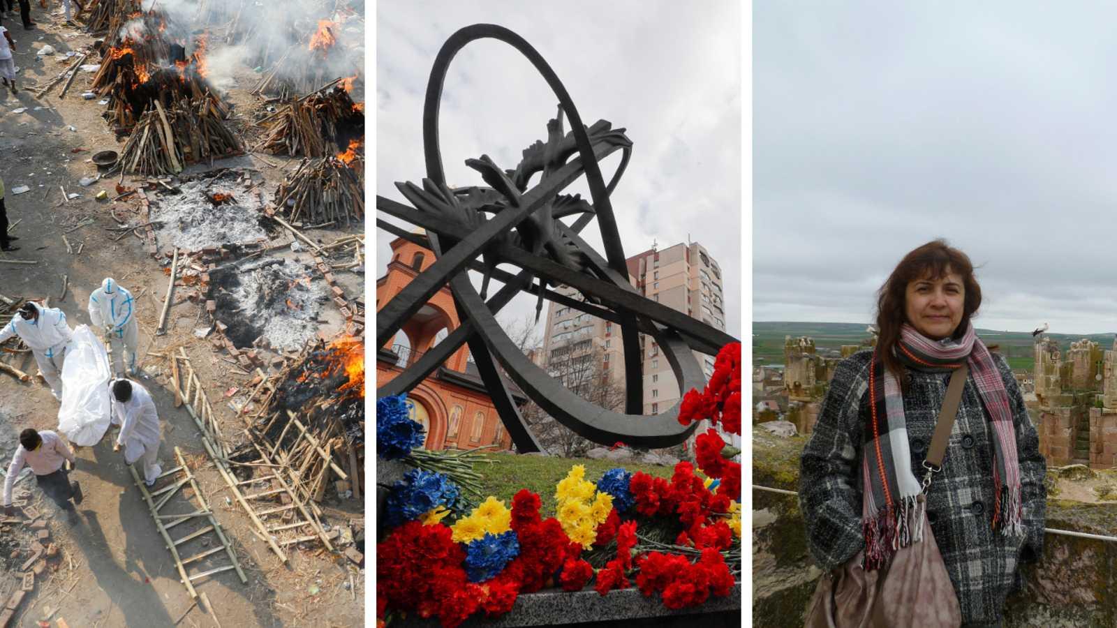 Cinco continentes - Catástrofe en India - Escuchara ahora