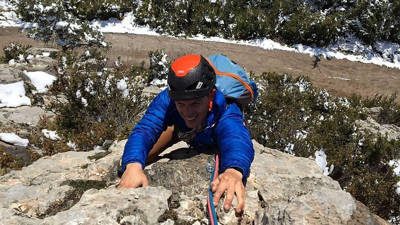 Por tres razones - Montañista y rescatador vuelven al lugar del accidente - 26/04/21 - escuchar ahora